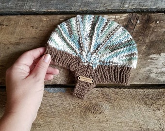 Ready to Ship - Aviatrix Hat - Newborn