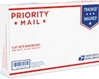 Upgrade to Priority Mail Shipping (US)