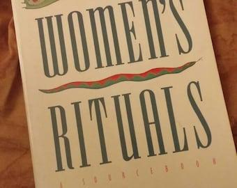 Women's Rituals - Barbara Walker - Book