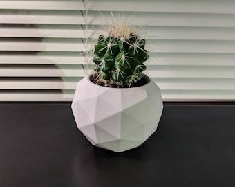 Succulent Planter | Concrete Planter | Planter | Geometric Planter | Concrete | Handmade Pot | Home Decor | Plant Pot | Decorative Concrete