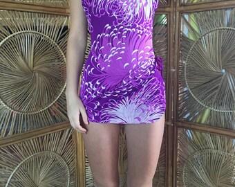 Too cute, DeWeese Design vintage swimsuit.  1950's