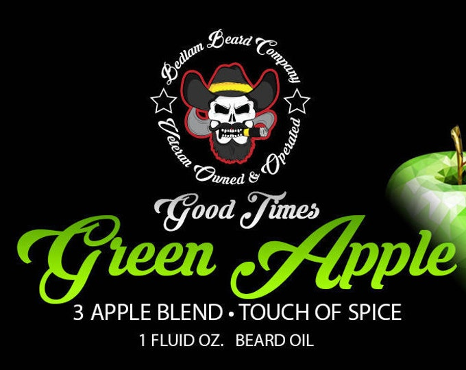 Good Times Green Apple