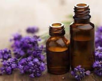 Lavander Relaxing Massage Oil 8 oz.