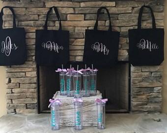 Bridesmaid proposal gift / bridesmaid gift box / maid of honor gifts / personalized birthday gifts / bridesmaid gifts