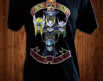 Saint Seiya-Appetite for Salvation T-Shirt