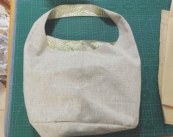Large Water Resistant Tote Bag
