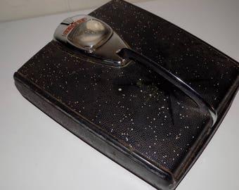 Vintage Detecto Bathroom Scale Body Weight Portable