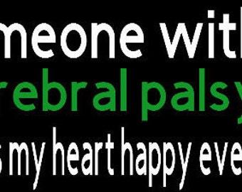 Cerebral Palsy Happy Heart