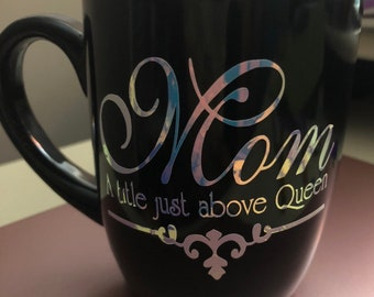 Mom coffe mug