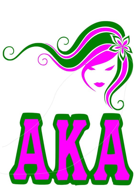 aka girl svg dfx file aka sorority svg alpha kappa alpha cricut svg rh etsystudio com alpha kappa alpha sorority clipart free alpha kappa alpha clipart