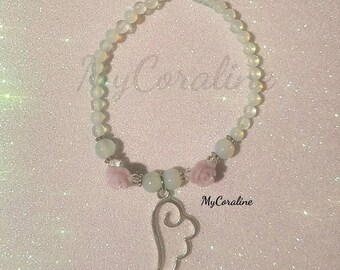 Kawaii Wing Bracelet