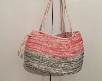 The dolly cotton rope bag