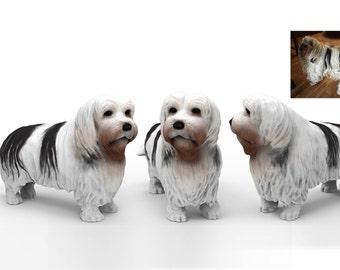 Your Custom Dog figurine from photo