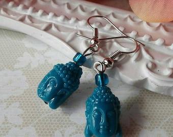 Buddha Earrings,Buddhist