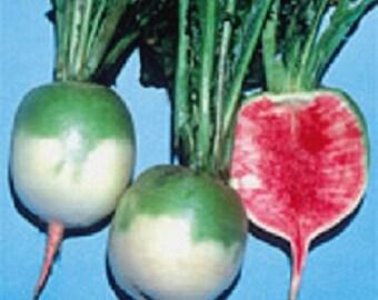 100 Seeds Valentine Radish Seeds