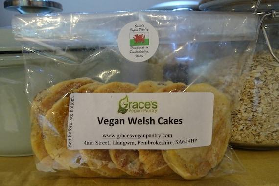 Vegan Welsh Cakes