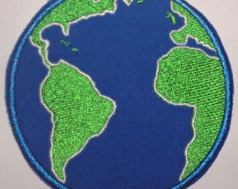 Iron-On Patch - EARTH