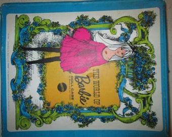 Vintage 1968 World of Barbie Case