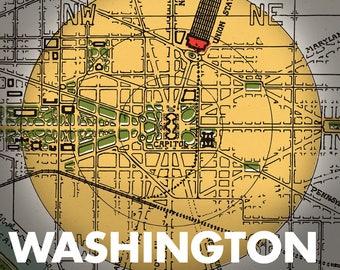 Washington City 1929