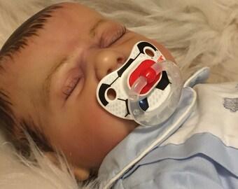 Reborn baby Harper Anatomically correct Boy