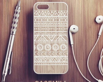 Wood Aztec iPhone 6 Case Aztec iPhone 6s Case iPhone 6 Plus Case iPhone 6s Plus Case iPhone 5s Case iPhone 5 Case iPhone SE Case