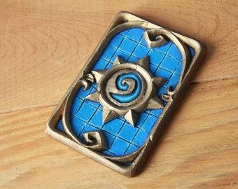 Hearthstone classic card back,handmade, magnet