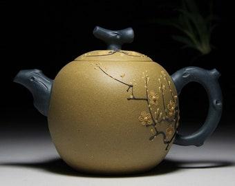 Yixing Tea Pot Chinese Yixing Duanni Clay Pottery Teapot Good Gift for Him