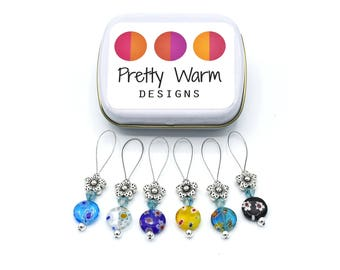 Stitch Marker Set - Knitting Supplies - Knitting Accessories - Gifts for Mom - Stitch Markers for Knitting - Knitting - Gift for Mother