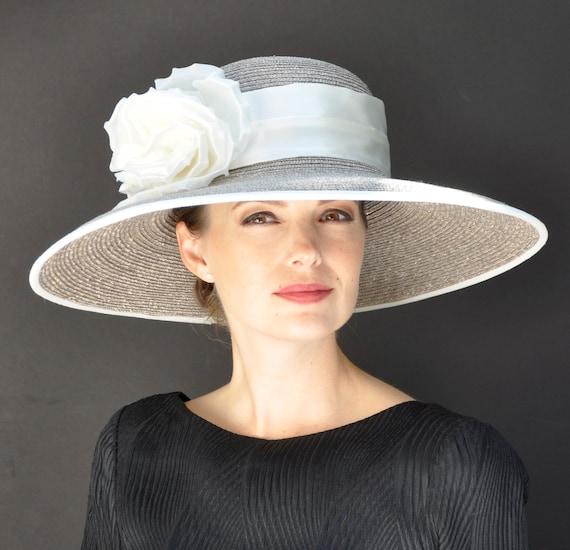 Kentucky Derby Hat, Wedding Hat, Ascot Hat, Formal Hat