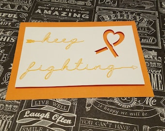 CRPS RSD Handmade encouragement card