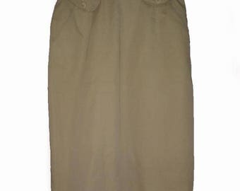Vintage Burberrys Skirt S/M