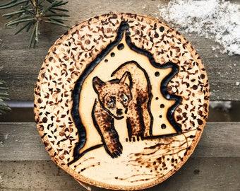 Birch Coasters-Bear Family