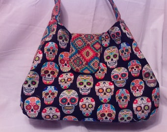 Smiling Mexican  Hobo Purse