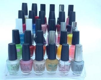 Medium nail polish organizer