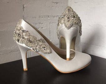 Rowan (bridal wedding shoes)