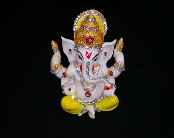 Ganesh in Beautifully Crafted Resin
