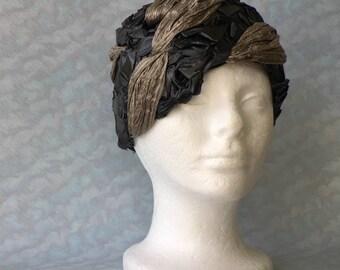 Vintage Dior Hat, Miss Dior, Vintage Hat
