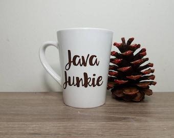 Java, Coffee Lover, Coffee Gift, Coffee Mug, Coworker Gift, Funny Mugs, Funny Gift, Funny Christmas Gift, Lorelai Gilmore, Luke Danes