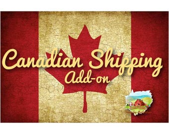 Canadian Shipping Add-On
