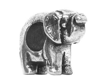 Danforth Elephant Pewter Metal Bead