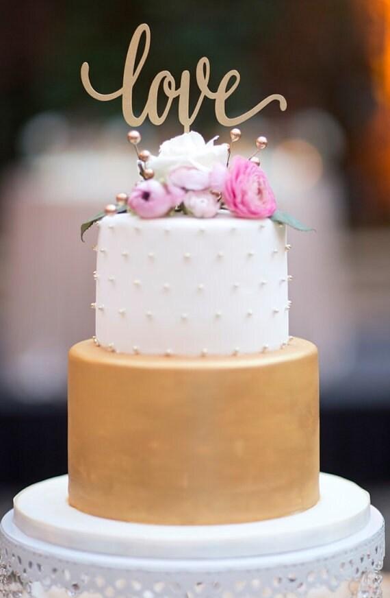 Amazing Love Cake Topper, Wedding Cake Topper, Cake Topper For Wedding, Wedding Cake,  Trending Cake Topper, Silver Wedding Decor, Gold Wedding Decor