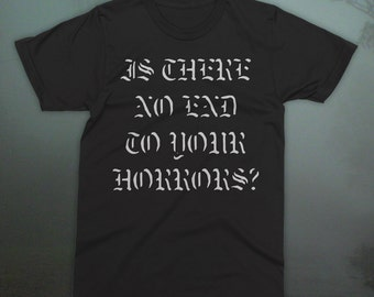 House of Usher Horrors T-Shirt