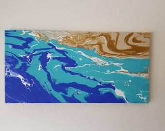 Caribbean Ocean Tide