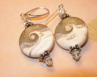 Seaspray Earrings