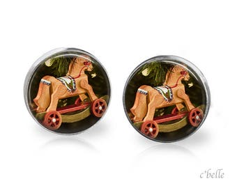Earrings Christmastree Christmas-4