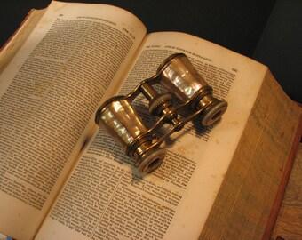 Mignon Paris Antique Opera Binoculars