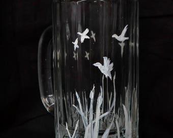 Birds Beer Mug