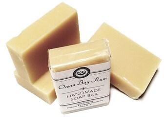 Ocean Bay Rum Handmade Soap - HOBO Company