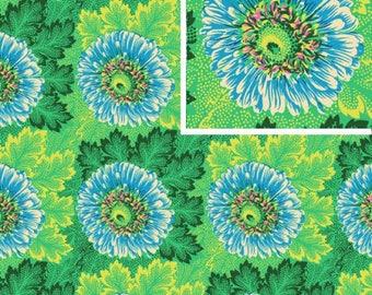 Sunflowers - LEAF - PER 25CM - Amy Butler - HAPI - PWAB122 - 100% Cotton Quilt Fabric