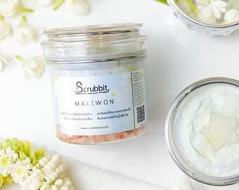 "Scrubbit ""Maliwon""  Whipped Shower-Scrub Thai Style (Thai Floral scent)"